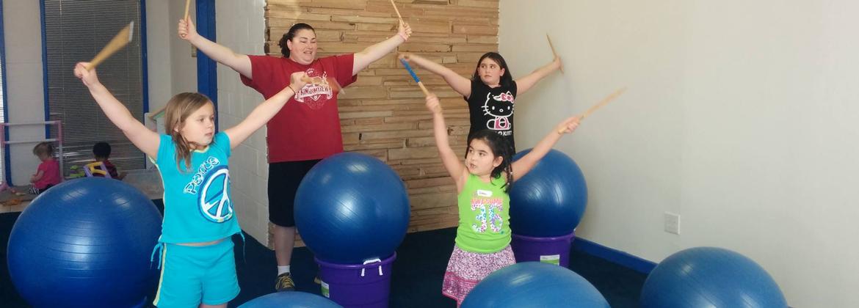BKBeats Cardio Drumming Classes